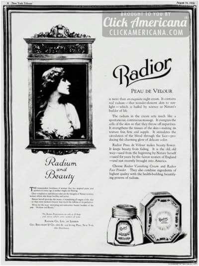 Pakaian Dalam Radioaktif