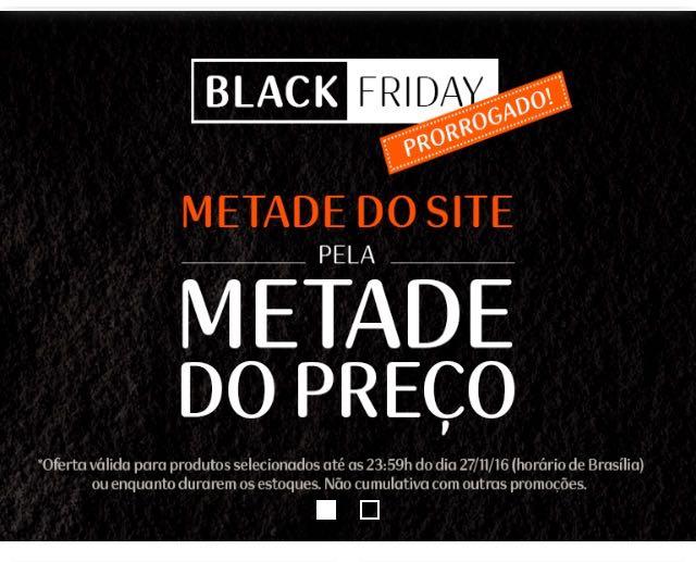 Black Friday prorrogado na Natura. Confira!