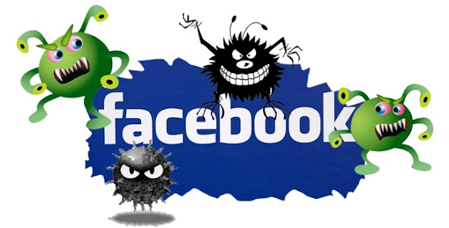 تحذير : فيروس جديد علي فيس بوك يقوم بإلارسال التلقائي لجميع الاصدقاء