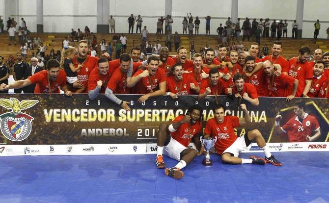 Blog Benfica Vencedor da Supertaça de Andebol 2018/19