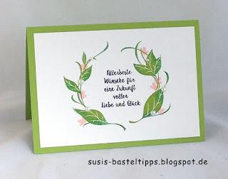hochzeitskarte sweet Storybook märchenwald thinlit stampin up demonstratorin in coburg