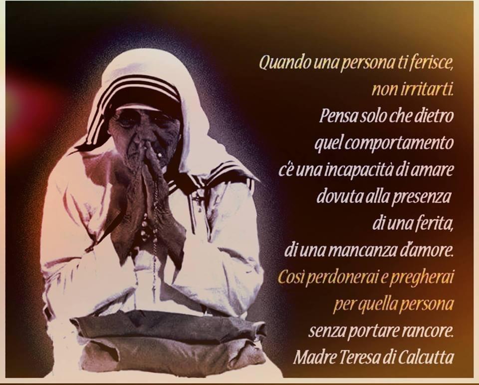 Leggoerifletto E Natale Ogni Volta Che Madre Teresa Di Calcutta