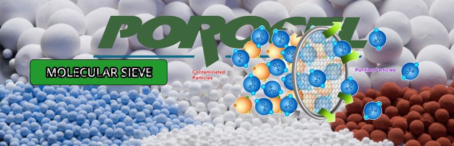 Sàng phân tử Porocel Molecular Sieve 3A|4A|5A|13X