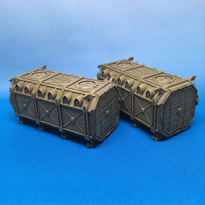 Munitorum Armored Containers Yellow
