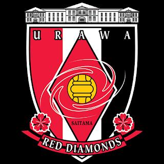 Urawa Red Diamonds 浦和レッドダイヤモンズ logo 512x512 px