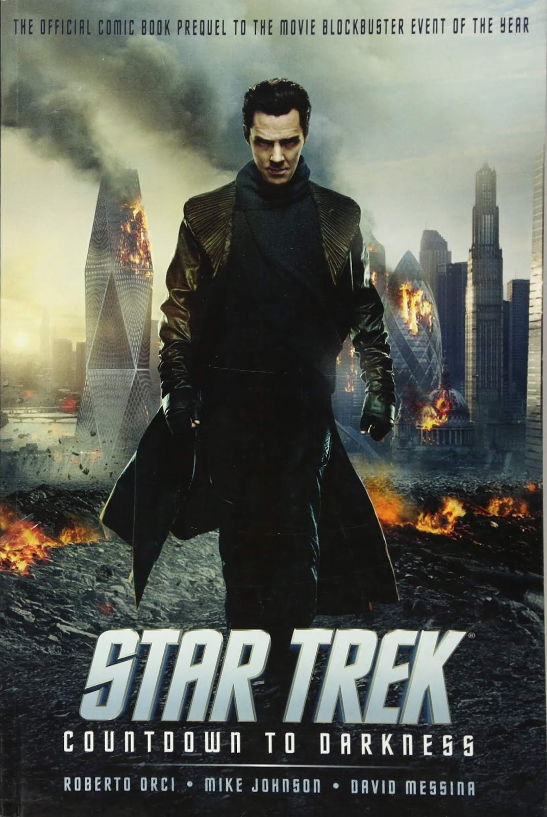 Star Trek: Countdown to Darkness by Roberto Orci, Mike Johnson and David Messina