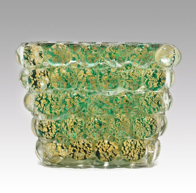 Ercole Barovier Lenti Vase 1940 Barovier Amp Toso Kocoma
