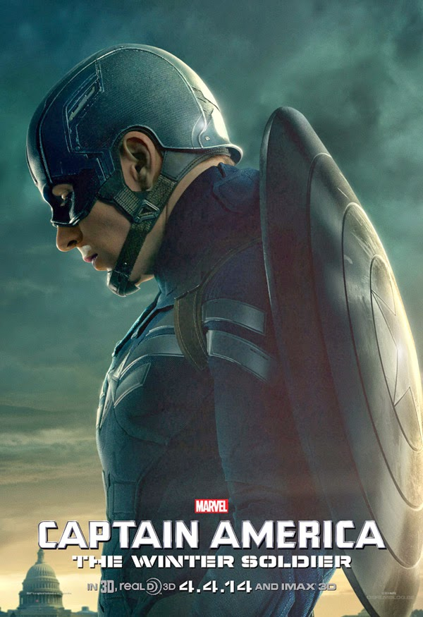 MOVIE REVIEW: Captain America: The Winter Soldier / Marvel Cinematic Universe