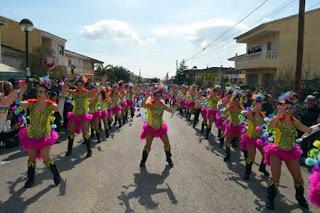 Les Llunàtiques, Carnaval 2017 Sant Jaume dels Domenys