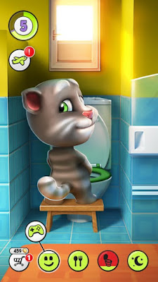 My Talking Tom Mod (Unlimited) APK v4.2.1.50