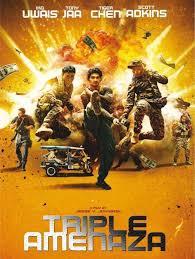 Triple Threat (2019) Dual Audio Full Movie Web-DL 720p