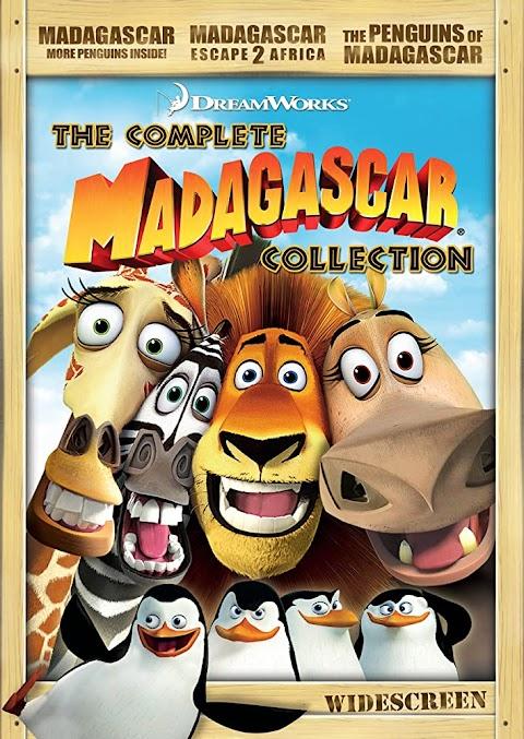 Madagaskar  Dubluar ne shqip