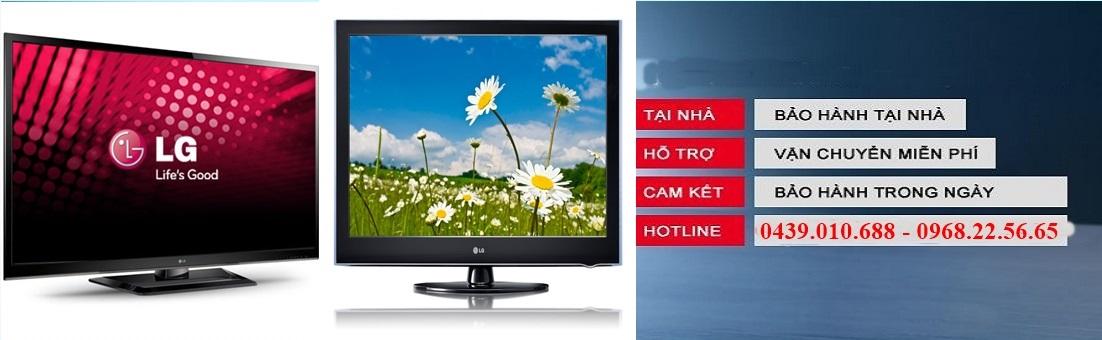Trung tâm bảo hành tivi LG tại Hà Nội chuyên nghiệp nhất