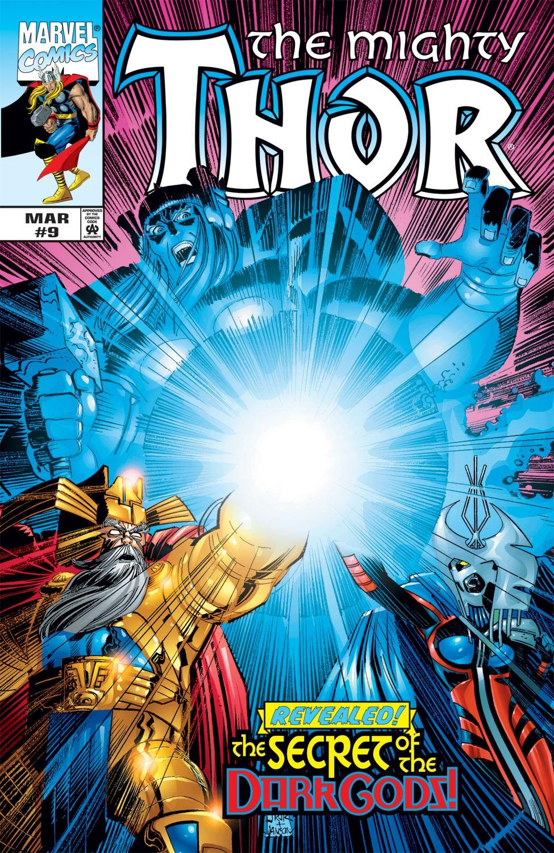 Thor (1998) Issue #9 #10 - English 1