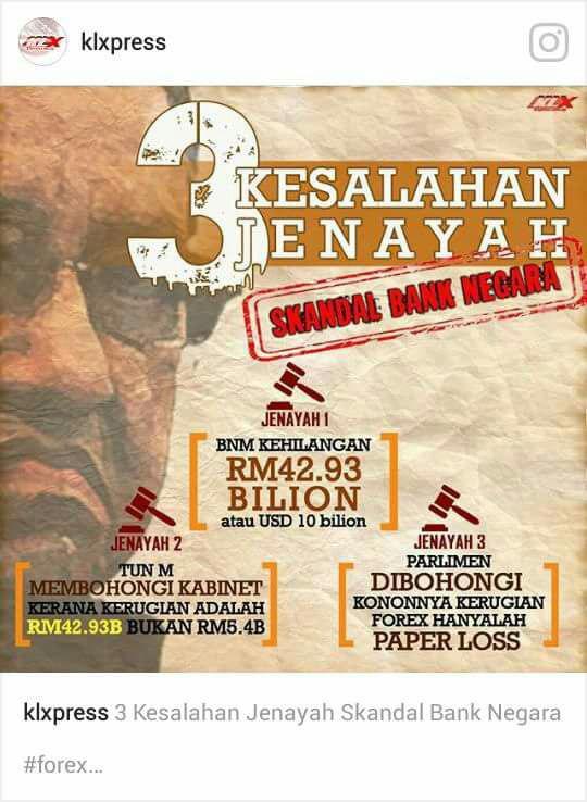 Alasan malaysia haramkan forex