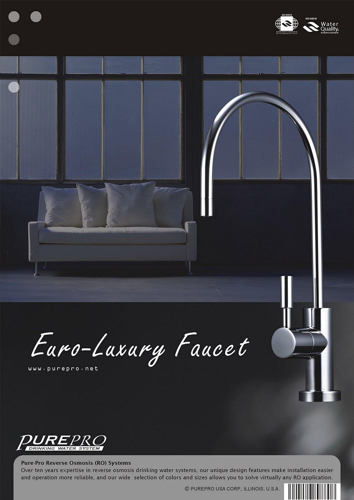 PurePro® Luxury RO Drinking Faucet