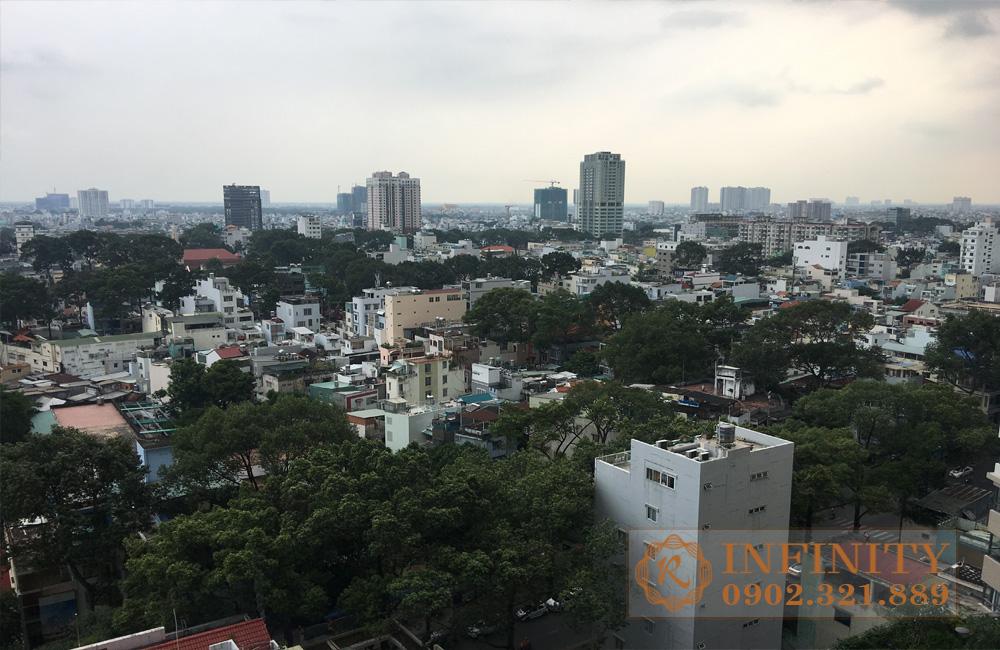 giá bán căn hộ the everrich infinity view thành phố