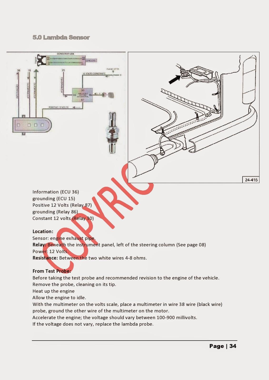 Kombi Workshop Manual