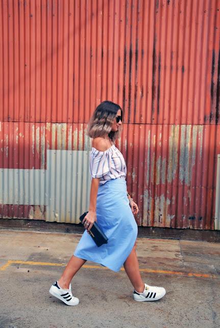 mercedes benz fashion week australia street style