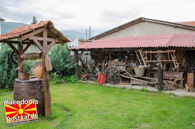 Етнолошки музеј - село Подмочани, Општина Ресен