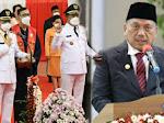 Gubernur Olly Dondokambey Lantik Walikota dan Wakil Walikota Manado Periode 2021-2024