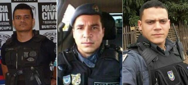 Suspeitos de matar cabo e soldado em Buriticupu também são PMs