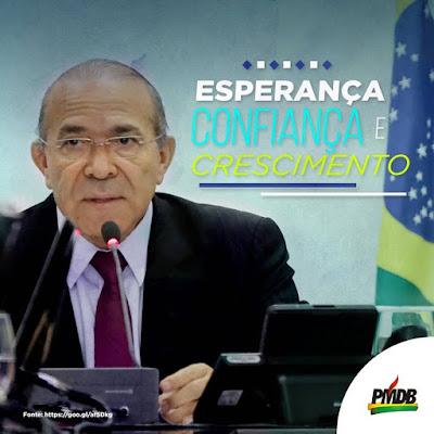 Eliseu Padilha Crescimento do Brasil