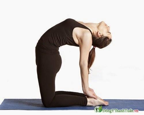 Tập yoga là cách giảm đau lưng hiệu quả
