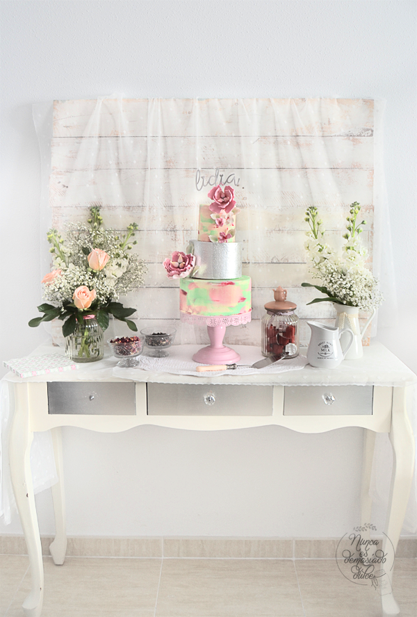 tea-party-shabby-chic-birthday-cake-sugar-flowers