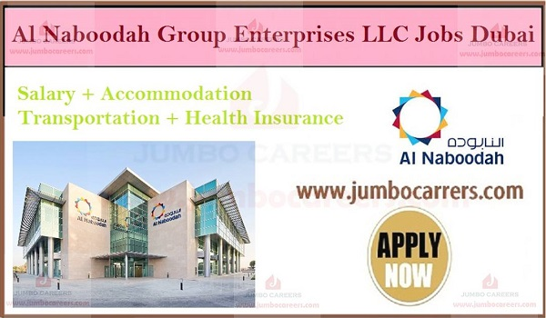 Al Naboodah Careers and Jobs Walk in Interview, job openings in Dubai,