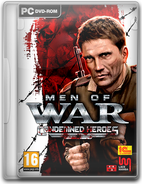 Capa Men of War: Condemned Heroes   PC (Completo) + Crack