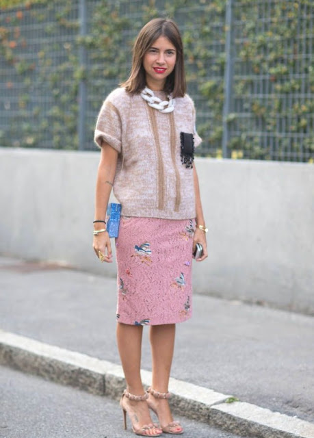 How to Wear Pink and Look Badass Guest Post - A Glimpse of Glam