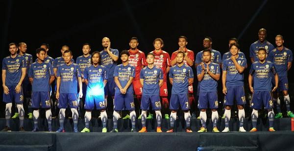 Klub Luar Negeri Mulai Pantau Persib Bandung