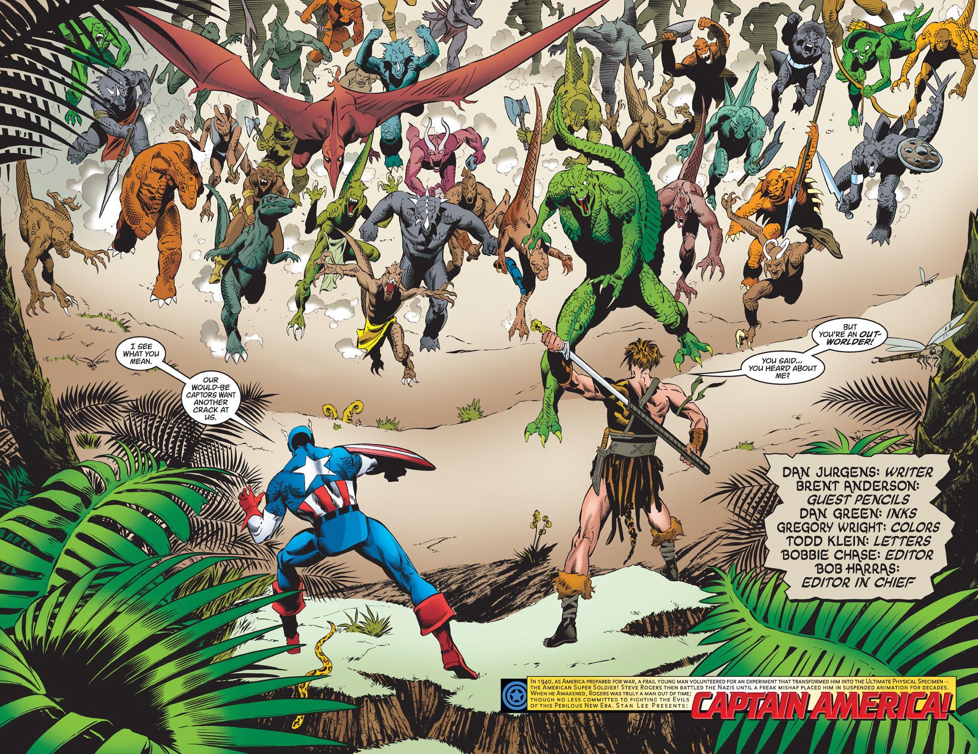 Captain America (1998) Issue #29 #35 - English 3
