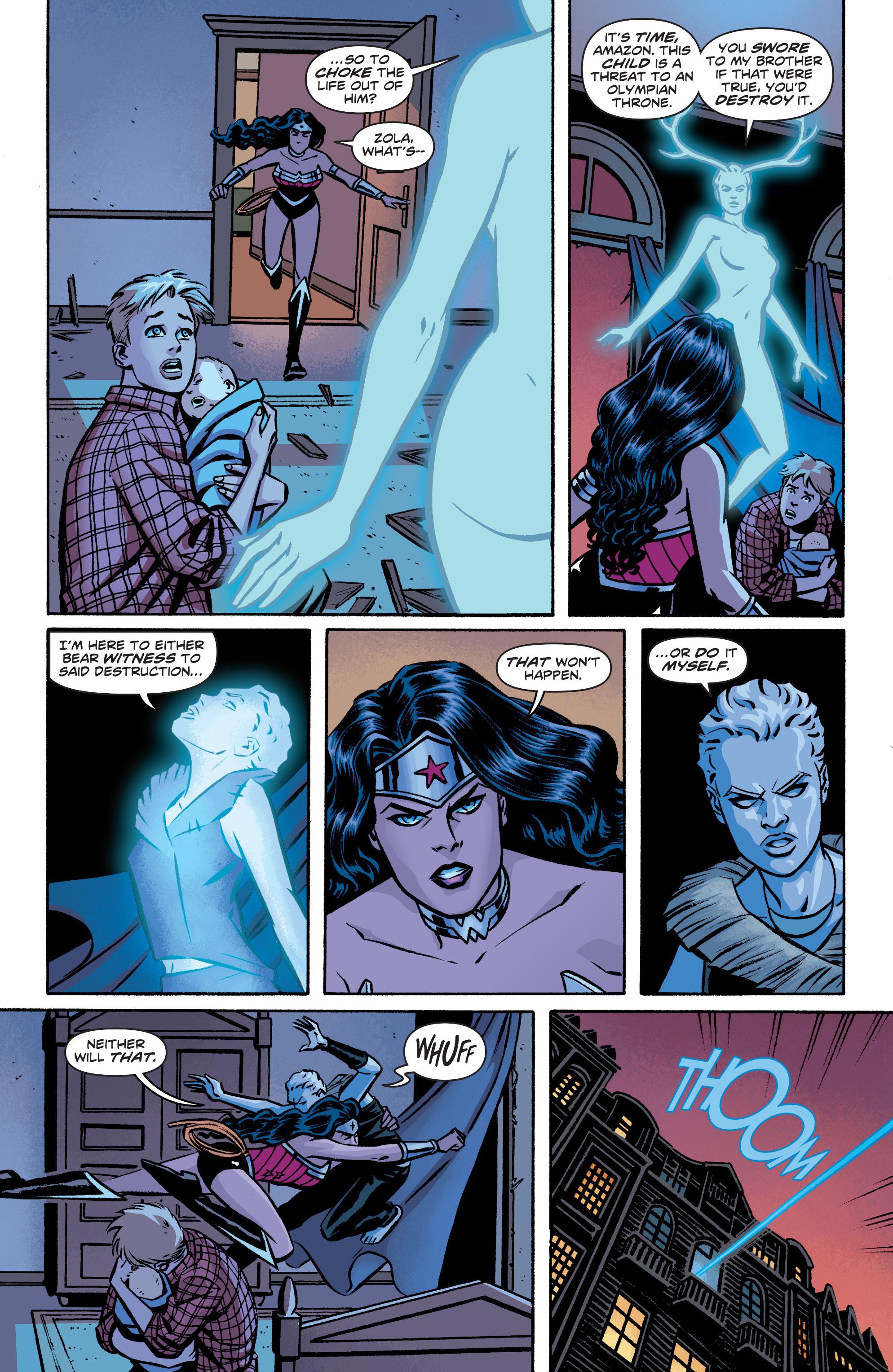 Read online Wonder Woman (2011) comic -  Issue #20 - 6