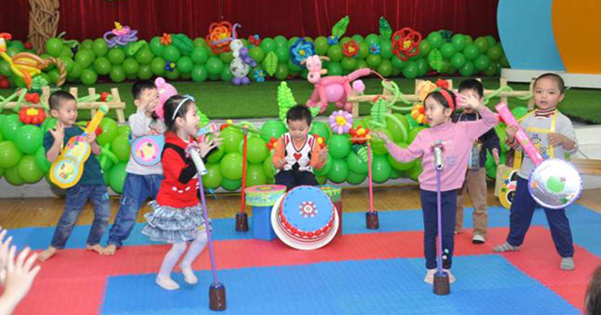 Tầm quan trọng của giáo dục âm nhạc trong nuôi dạy trẻ mầm non