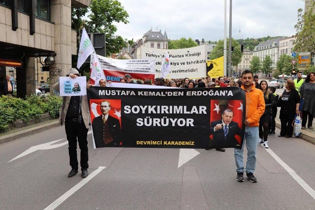 Χάος στην Τουρκία σε δίκη: «Ναι, είμαστε Έλληνες του Πόντου»!