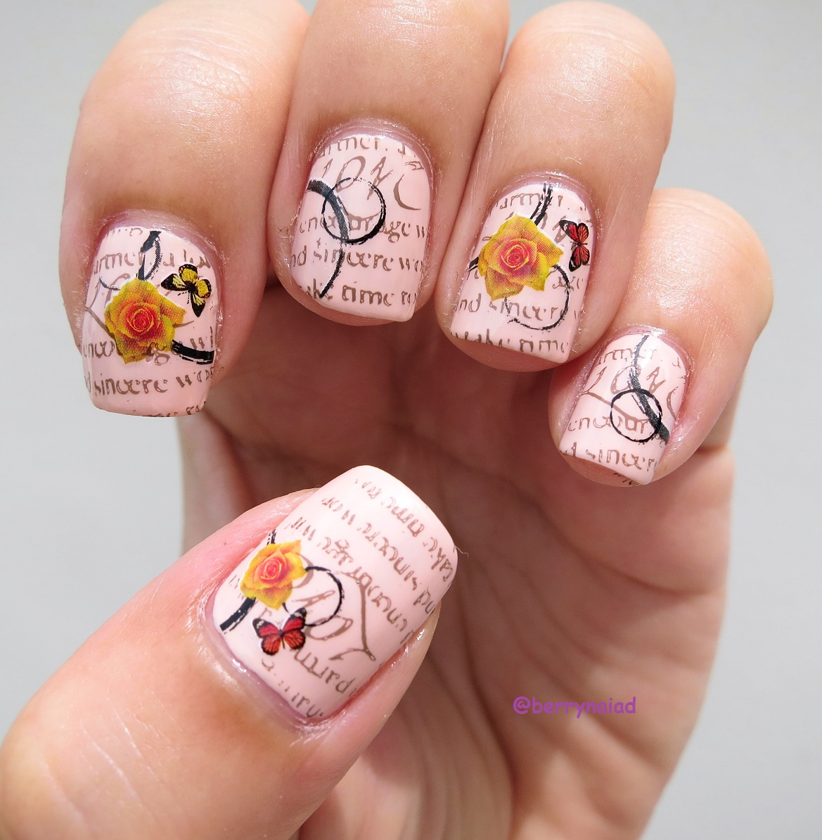 happyberrynaiad: April\'s Shabby Chic