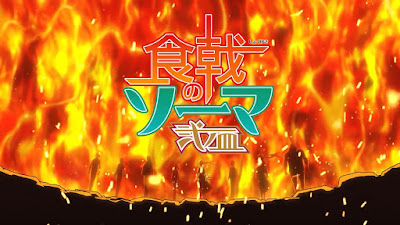 Shokugeki no Souma: Ni no Sara Subtitle Indonesia [Batch]