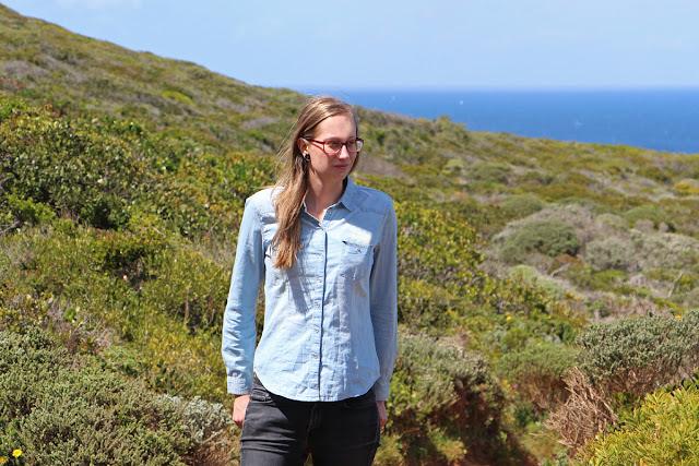 Transglobalpanparty, Kap der Guten Hoffnung, Michaela Harfst