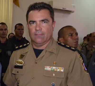 Resultado de imagem para CORONEL VANILDO MARANHÃO