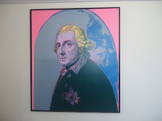 Frederick the great modern art berlin germany