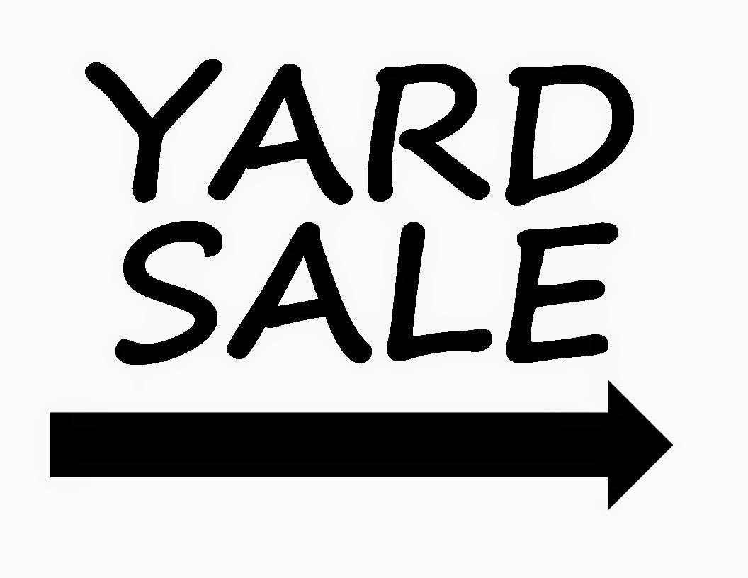 Printable Sign For Sale: Let It Shine: Yard Sale: Tips To Have The Best Yard Sale