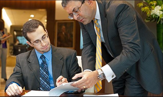 الاسس القانونية لتدريب المحامون حديثي التخرج