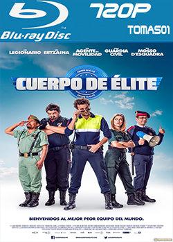 Cuerpo de élite (2016) BDRip m720p
