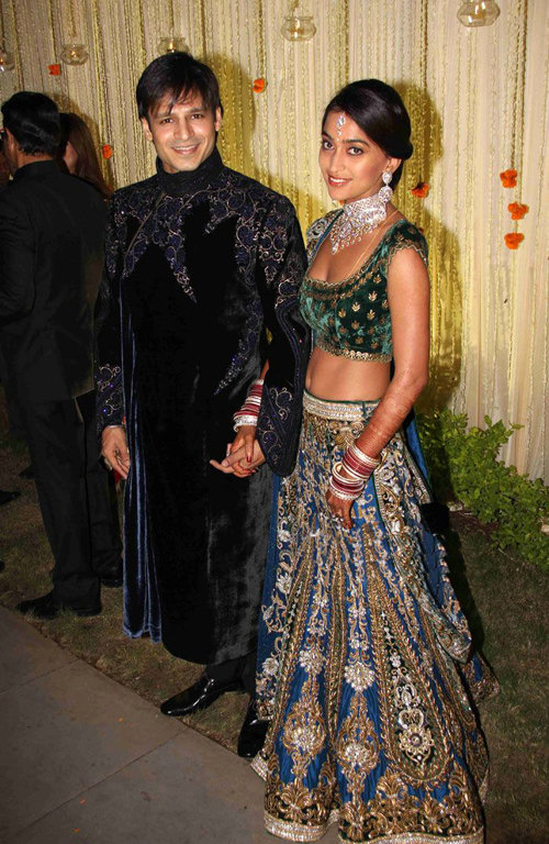 Vivek Oberoi Wedding |...
