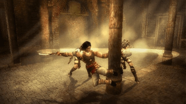 petualangan seorang pangeran persia dalam mengalahkan musuh