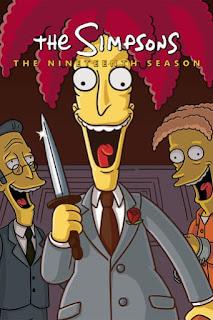 Los Simpsons Temporada 19