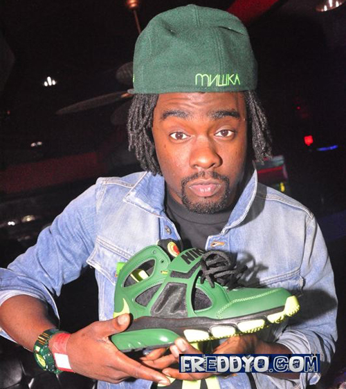 Wale: The Life And Culture: Wale Ft. Black Cobain- 4 A.m