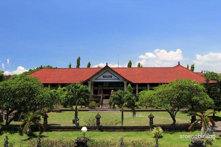 museum semarajaya klungkung